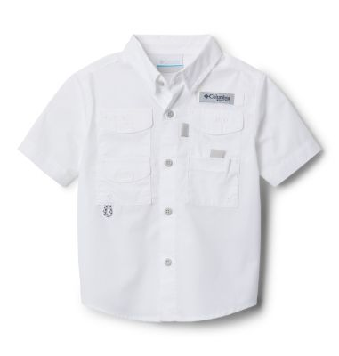 Boys 39 bonehead ss shirt toddler for Columbia shirts womens pfg