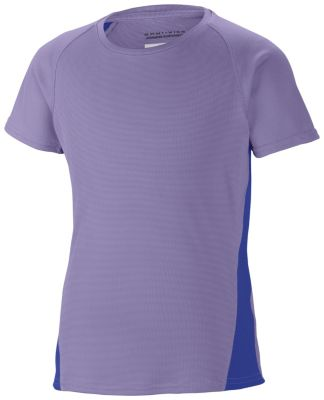 Girls' Silver Ridge™ III Short Sleeve Tech Tee