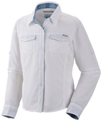 Girl's Silver Ridge™ II Long Sleeve Shirt