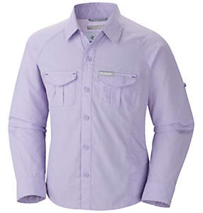 Girls' Silver Ridge™ Long Sleeve Shirt
