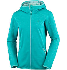 Sapphire Trail™ Hooded Fleece Jacket