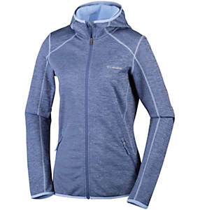 Sapphire Trail™ Hooded Fleece-Jacke für Damen