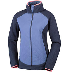 Altitude Aspect™ Hybrid Fleece Jacket