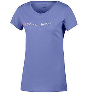 CSC Script Logo™ T-Shirt für Damen