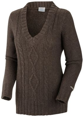 Women's Cabled Cutie™ Long Sleeve Sweater