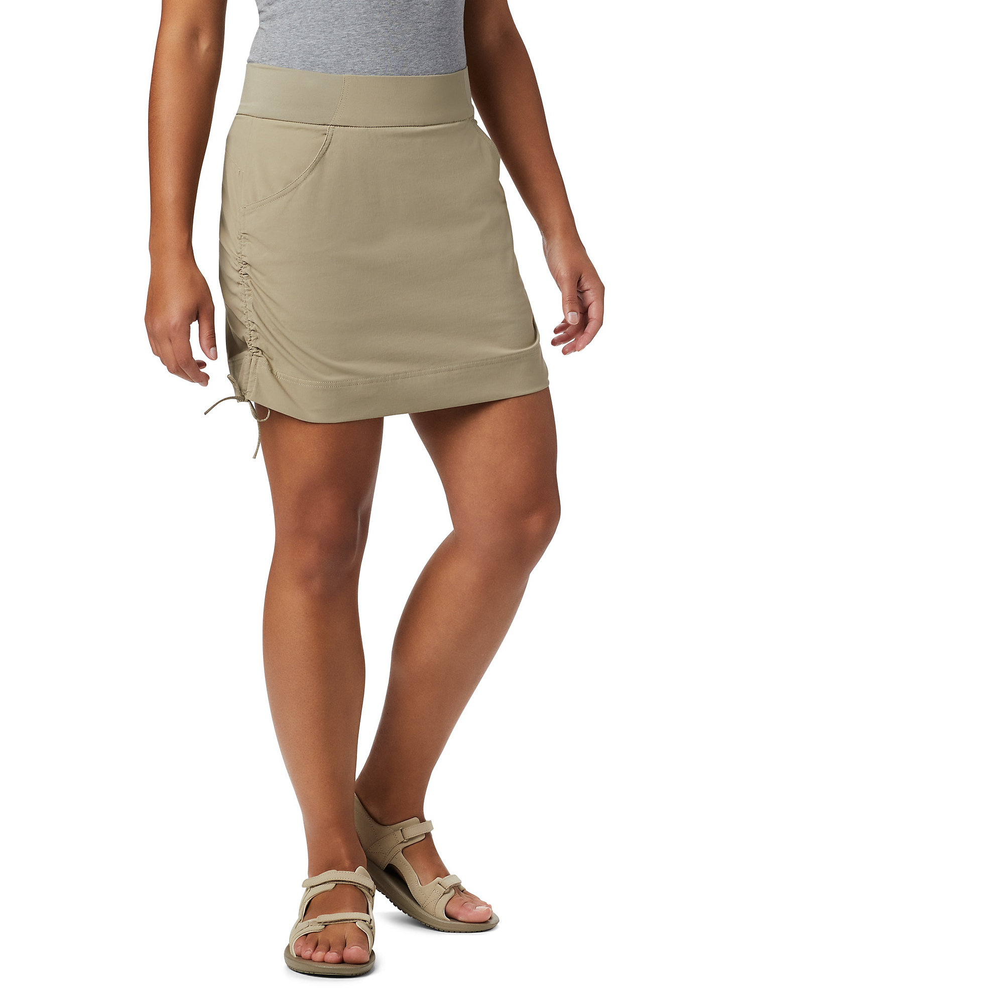 photo: Columbia Anytime Casual Skort hiking skirt
