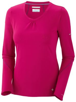 Columbia Trail Crush Long Sleeve Top