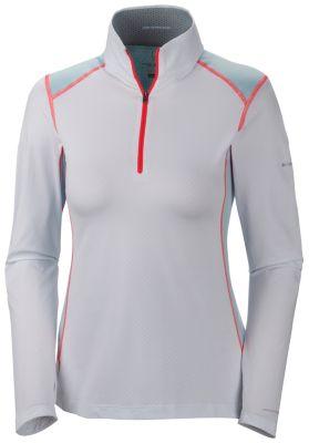 Women's Freeze Degree™ II Half Zip Shirt