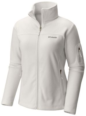 photo: Columbia Women's Fast Trek II Full Zip Fleece fleece jacket