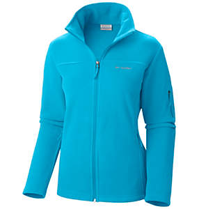 Women's Fast Trek™ II Full Zip Fleece Jacket