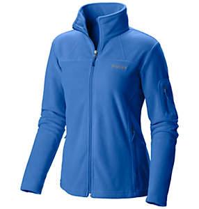 Veste en laine polaire à fermeture éclair complète Fast Trek™ II pour femme