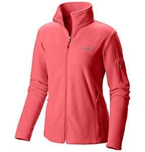 Women's Fast Trek™ II Full Zip Fleece Jacket