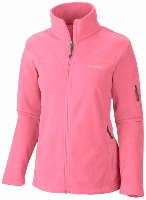 Women's Fast Trek™ II Full Zip Fleece Jacket | Columbia.com