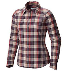 Chemise à manches longues à carreaux Silver Ridge™ pour femme