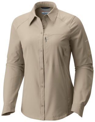 Women's Silver Ridge™ Long Sleeve Shirt at Columbia Sportswear in Daytona Beach, FL | Tuggl