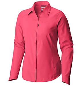 Camisa de manga larga Silver Ridge™ para mujer