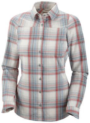 Women's Saturday Trail™ Plaid Long Sleeve Shirt