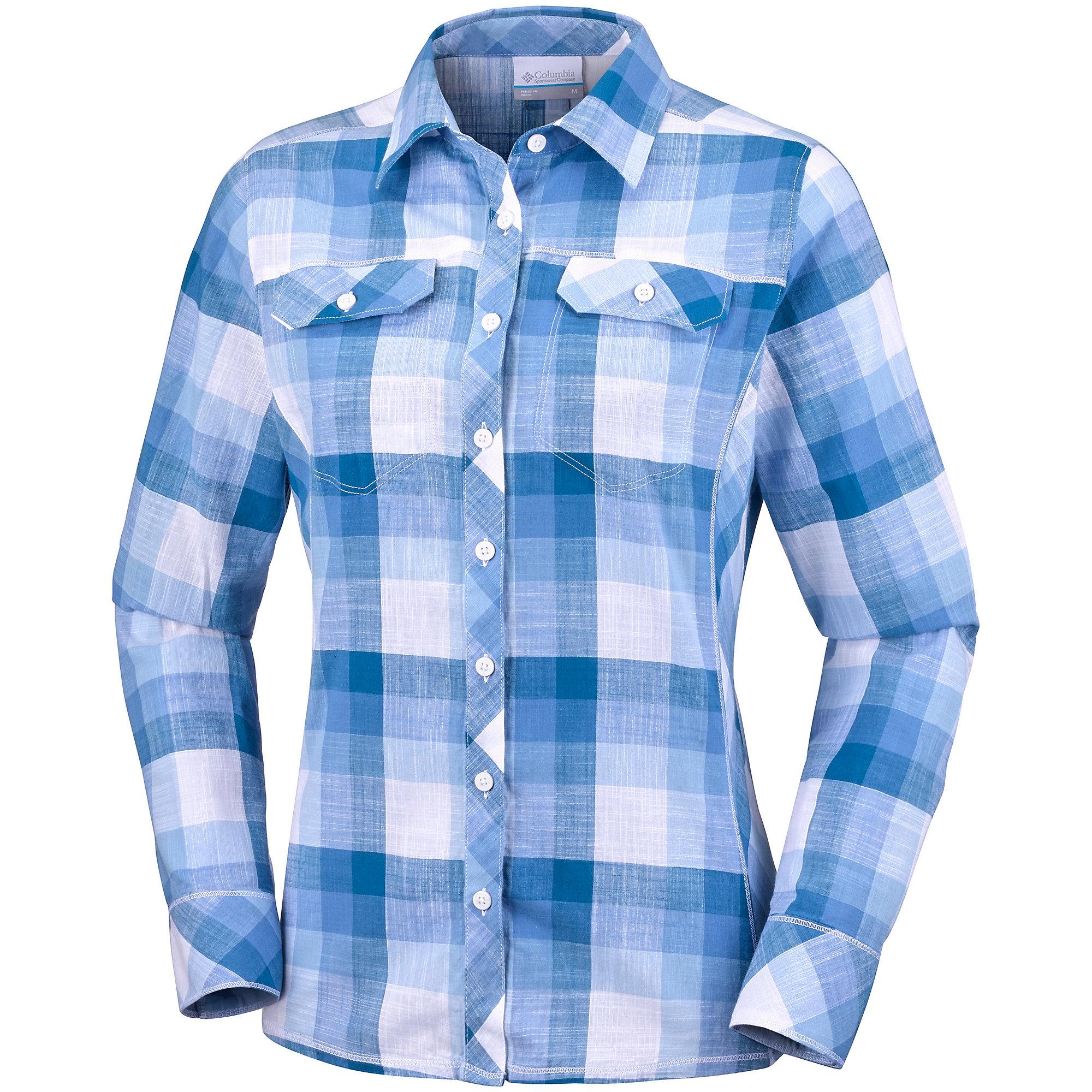 Chemise à manches longues Camp Henry™ Femme