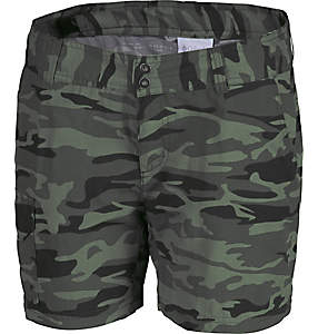 Women's Silver Ridge™ Printed Short