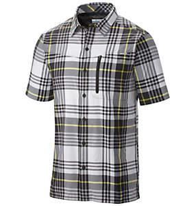 Men's Silver Ridge™ Plaid Short Sleeve Shirt