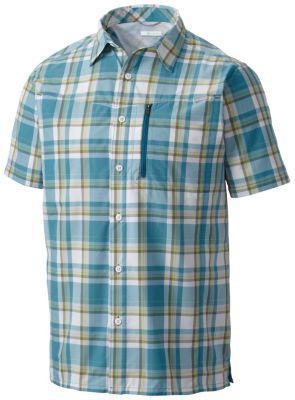 photo: Columbia Men's Silver Ridge Plaid Short Sleeve Shirt
