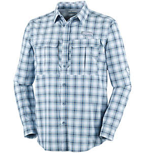 Men's Cascades Explorer Plaid LS Shirt