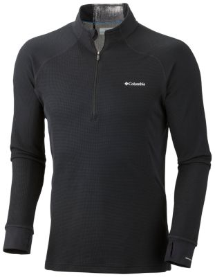 Men's Baselayer Heavyweight Half Zip Top
