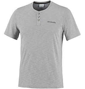 Lookout Point kurzärmliges Henley-Shirt für Herren