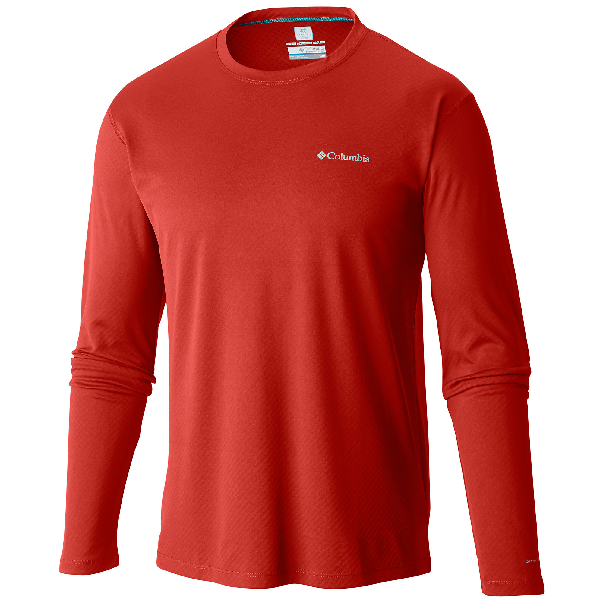Columbia Zero Rules Long Sleeve Shirt