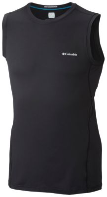 photo: Columbia Coolest Cool Sleeveless Top base layer top
