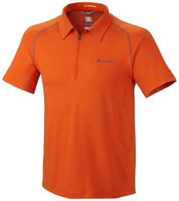 photo: Columbia Men's Freeze Degree Short Sleeve Polo