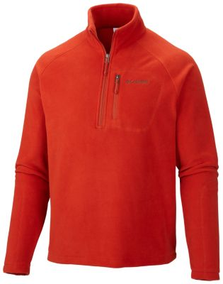 photo: Columbia Fast Trek II 1/2 Zip Fleece