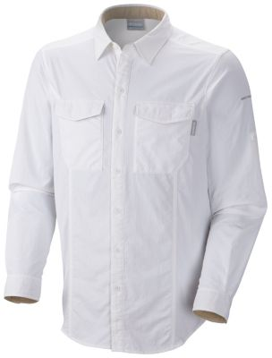 photo: Columbia Men's Bug Shield Long Sleeve Shirt