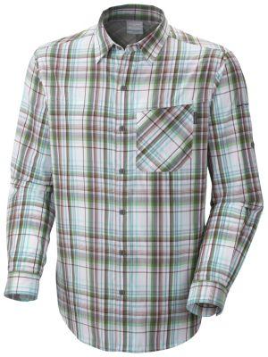 Men's Insect Blocker™ Plaid Long Sleeve Shirt