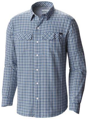 photo: Columbia Men's Silver Ridge Plaid Long Sleeve Shirt