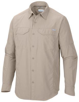 photo: Columbia Men's Silver Ridge Long Sleeve Shirt