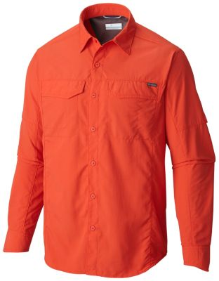 photo: Columbia Men's Silver Ridge Long Sleeve Shirt