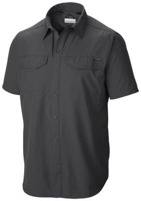 photo: Columbia Silver Ridge Short Sleeve Shirt hiking shirt