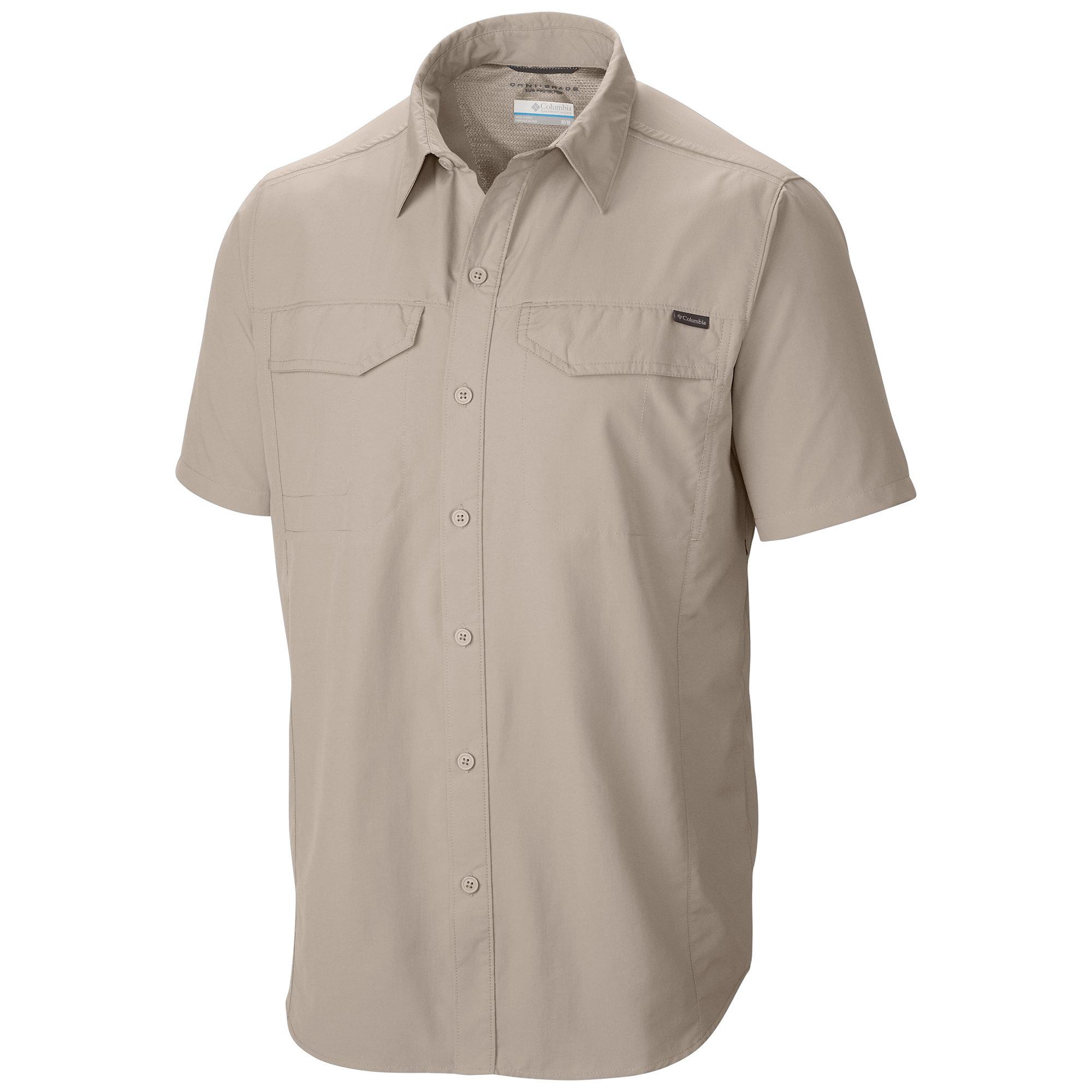 Chemises à manches courtes Silver Ridge™ Homme