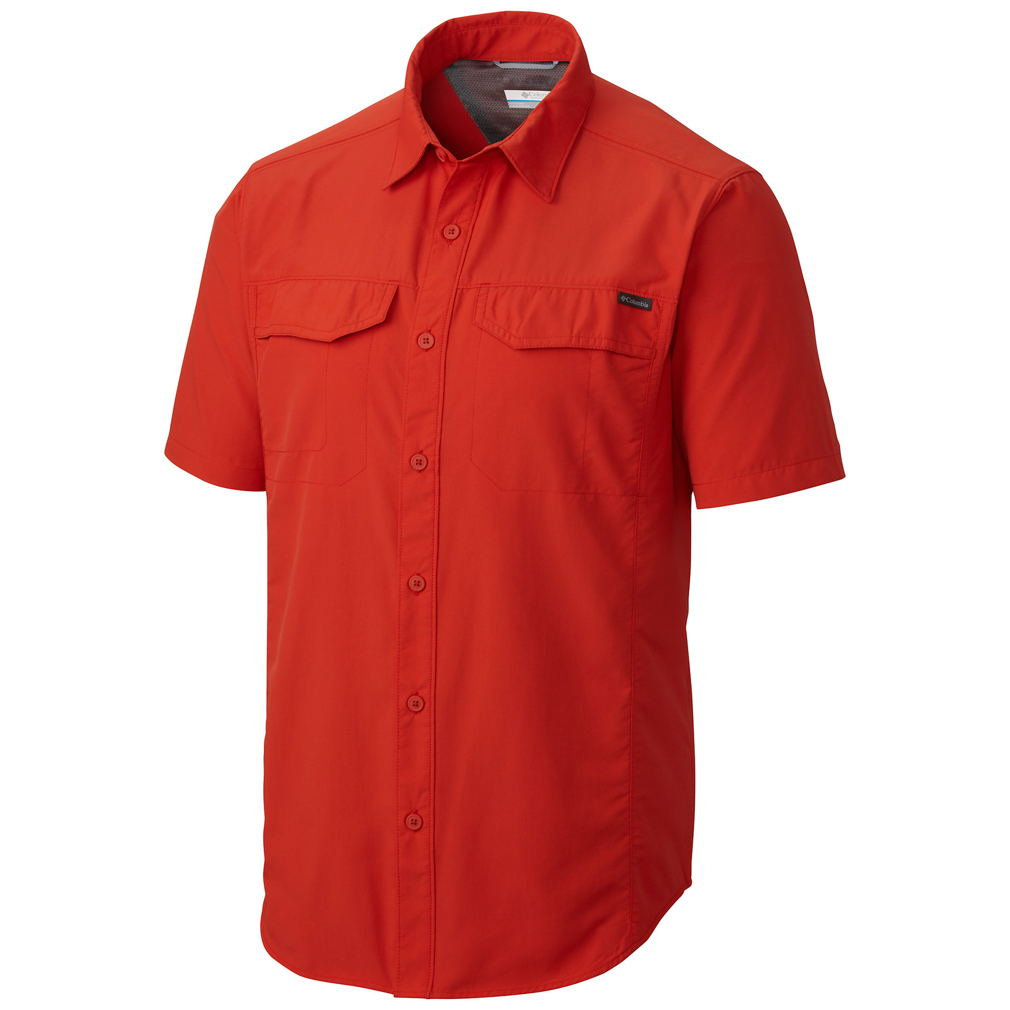 photo: Columbia Silver Ridge Short Sleeve Shirt hiking shirt