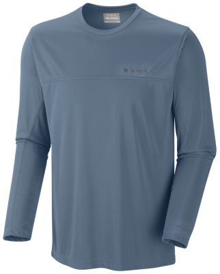 photo: Columbia Men's Insect Blocker Knit Long Sleeve Shirt