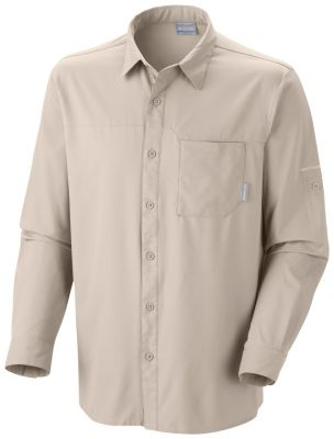 photo: Columbia Men's Insect Blocker II Long Sleeve Shirt