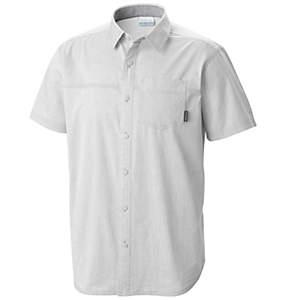 Camisa de manga corta Campside Crest™ para hombre