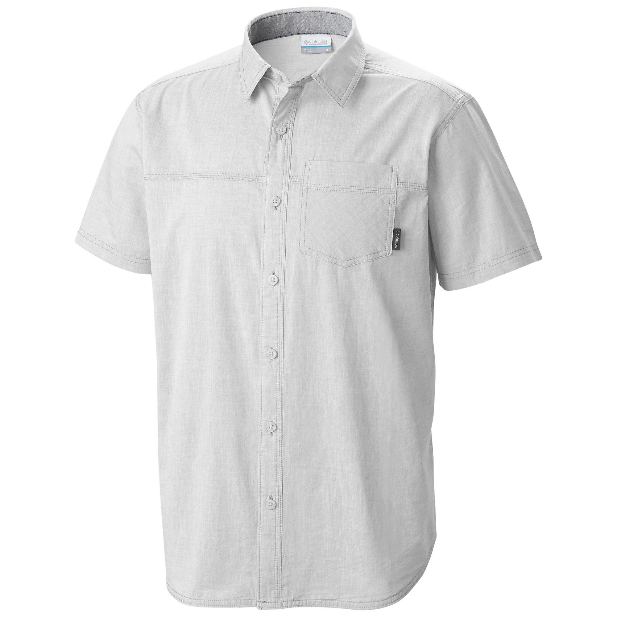 Chemise à manches courtes Campside Crest™ Homme
