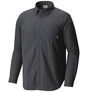 Men's Grey Cliff™ Long Sleeve Shirt