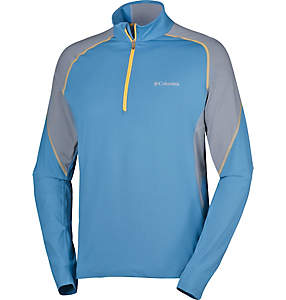 Men's Freeze Degree™ II Half Zip Long Sleeve Shirt