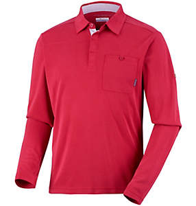 Men's Sun Ridge™ II Long Sleeve Polo
