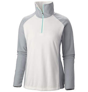 Women's Glacial™ Fleece III 1/2 Zip — Plus Size