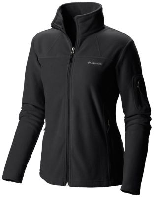 Women's Fast Trek™ II Full Zip Fleece Jacket — Plus Size