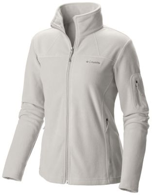 Women's Fast Trek™ II Full Zip Fleece Jacket — Plus Size | Columbia